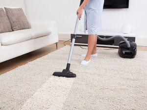 Professional carpet cleaning in Liverpool